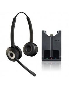 Jabra PRO 920 Duo, DECT, Téléphonie fixe, Antibruit,  120 mètres de portée - Protection acoustique