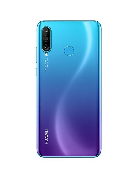 Huawei - P30 LITE bleu arrière